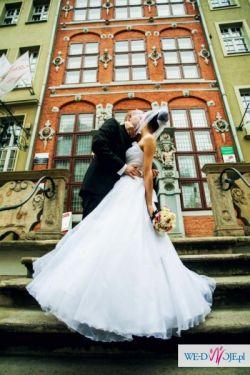 Sprzedam suknię ślubną princesska