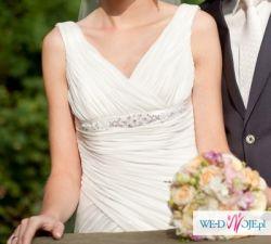Sprzedam suknię ślubną PRONOVAIS -  model  ABACO z kolekcji 2011