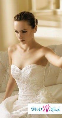 Sprzedam suknię ślubną pronovians malvasia