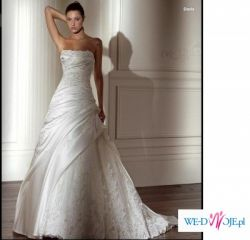 sprzedam suknie ślubna Pronovias-Davis kol.2008