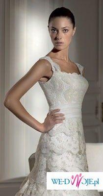 Sprzedam suknię ślubną PRONOVIAS DEHESA