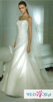 Sprzedam suknie ślubną PRONOVIAS HELICE