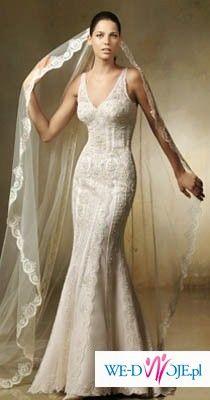 Sprzedam suknie ślubną Pronovias-Lorca