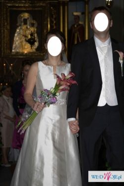 Sprzedam  suknię ślubną Pronovias model Habana.