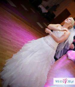 Sprzedam suknię ślubną r. 36 Esmeralda - Royal Splendor