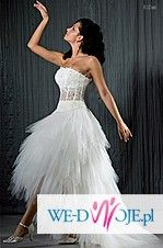 Sprzedam suknię ślubną, robi niesamowite wrażenie