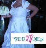 sprzedam suknię ślubną romiar 42