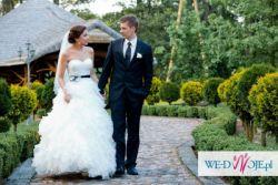 Sprzedam suknie ślubną Ronald Joyce 65017, Rozmiar 38 + Gratis