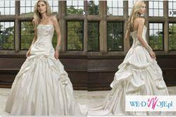 Sprzedam suknię ślubną Ronald Joyce Lorna