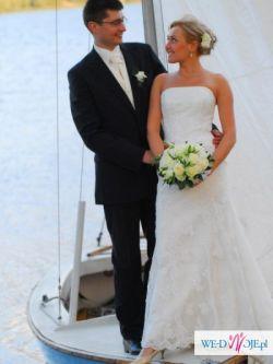 sprzedam suknię ślubną Rondalla St. Patrick z salonu Madonny