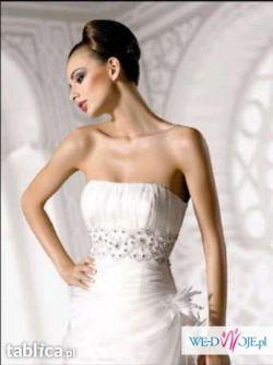 Sprzedam suknię ślubną roz. 34-36