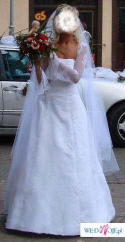 sprzedam suknie ślubną roz.36