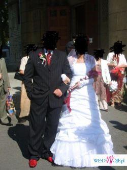 Sprzedam suknie ślubną roz. 38/40