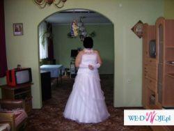 Sprzedam suknie ślubna roz.46-50