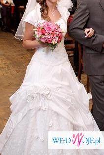 sprzedam suknię ślubną rozm 36