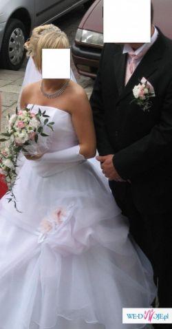 Sprzedam suknię ślubna, rozm.38