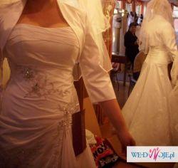 Sprzedam suknię ślubną rozm.42
