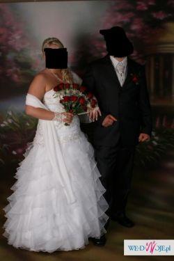 sprzedam suknie ślubna rozm 42/44