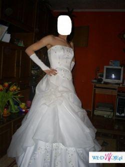 Sprzedam suknie ślubną rozmiar 34