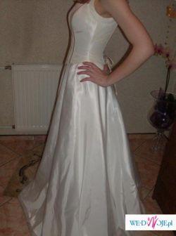 Sprzedam suknie ślubną rozmiar 36/38 za 650 zł okazja !!!