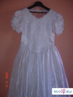 sprzedam suknie slubna rozmiar 40