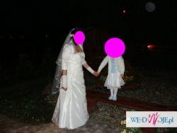 Sprzedam Suknie Ślubną rozmiar 42-44