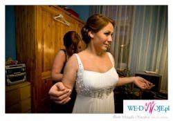Sprzedam suknię ślubną Saman MANUEL MOTA