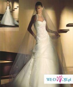 Sprzedam suknię ślubną San Partick model BOSQUE 2008