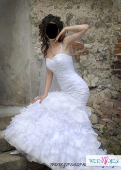 Sprzedam suknię ślubną- San Patric 2010 ERESMA