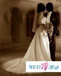 Sprzedam suknię ślubną San Patrick 2008 -Balta