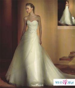 Sprzedam suknie ślubna  SAN PATRICK  Barcares