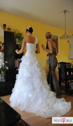 Sprzedam suknię ślubną San Patrick Capricho