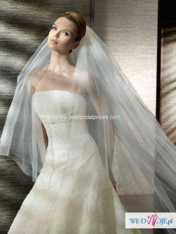 Sprzedam suknię ślubną San Patrick, model Eureka