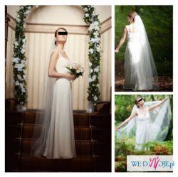 Sprzedam suknię ślubną SAN PATRICK model Pamela