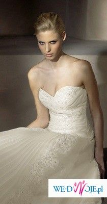 Sprzedam suknię ślubną San Patrick Palermo