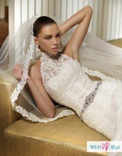 Sprzedam suknię ślubną San Patrick PINAL