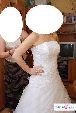 Sprzedam suknię ślubną SARA , biała