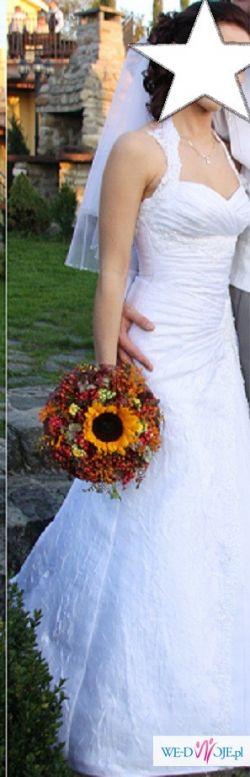 Sprzedam Suknię Ślubną Sarah Magic 2902