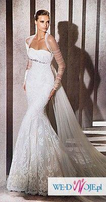 Sprzedam suknie ślubną Silaba - Manuel Mota