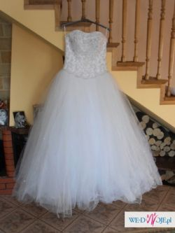 Sprzedam suknię ślubną Sincerity 3612