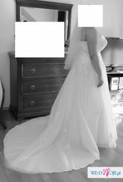 Sprzedam Suknie Ślubną SINCERITY 3637  rozm. XXL