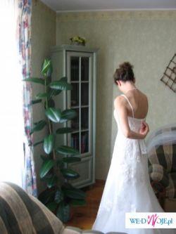 Sprzedam suknie ślubną Sincerity Bridal 3143 (ivory)
