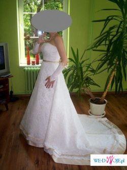 SPRZEDAM SUKNIĘ ŚLUBNĄ SINCERITY BRIDAL MODEL 3070