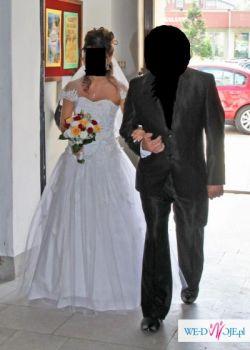 Sprzedam Suknię Ślubną Sisi szytą na miarę