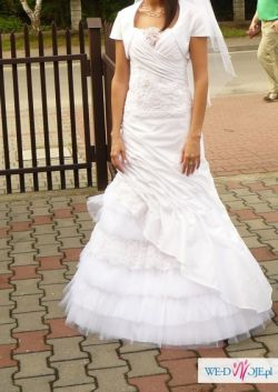 Sprzedam Suknię Ślubną - Śliczna