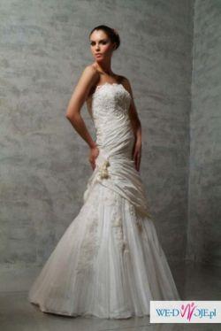 Sprzedam suknię ślubną! Śliczna :-)