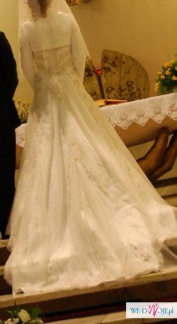 Sprzedam suknię ślubną SOPHIA TOLLI