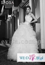 Sprzedam suknie ślubną sposa Freedom