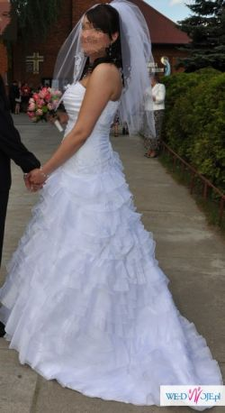 Sprzedam suknię ślubną Sposabella 635