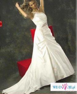 Sprzedam suknię slubną Sposabella